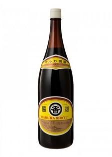 こいくち醤油「円香(まるか)」1.8ℓ