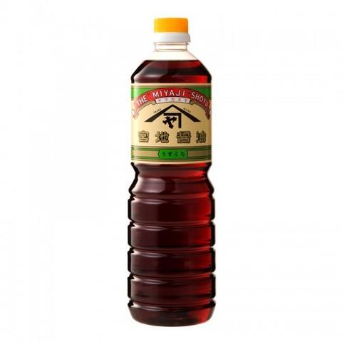 うすくち醤油「淡口」1ℓ