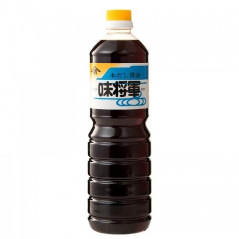 だし醤油「味将軍」1ℓ