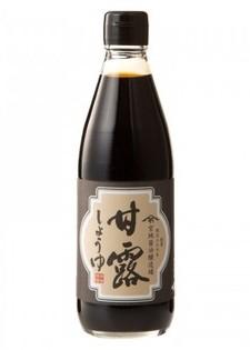 たまり醤油「甘露しょうゆ」360ml