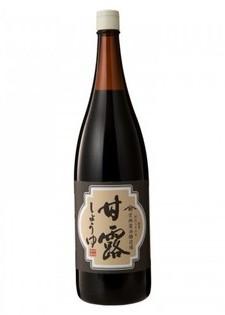 さしみ・たまり醤油「甘露しょうゆ」1.8ℓ